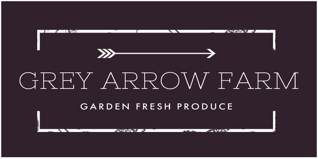 CSA – Edmonton, Camrose | Grey Arrow Farm Logo